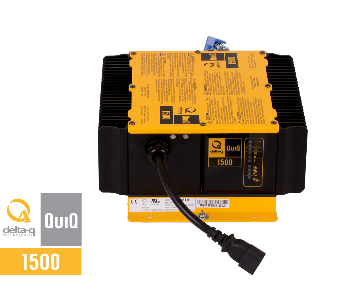 Quiq 1500 Industrial Battery Charger Delta Q Technologies Fastchargerwithcutoffcircuitpng Technical Specs